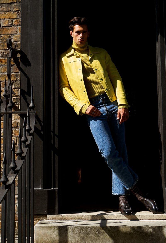Elliot Meeten Embraces Retro-Inspired Style for Glass Men