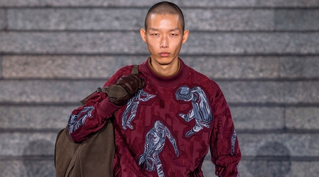 Casual & Formal Style Codes Collide for Ermenegildo Zegna Fall '19 Collection