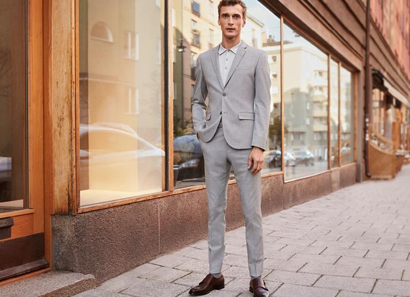 H\u0026M Spring 2019 Men\u0027s Suits