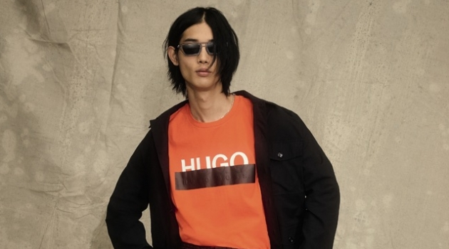 HUGO Embraces Smart Relaxed Vibes for Pre-Fall '19 Collection