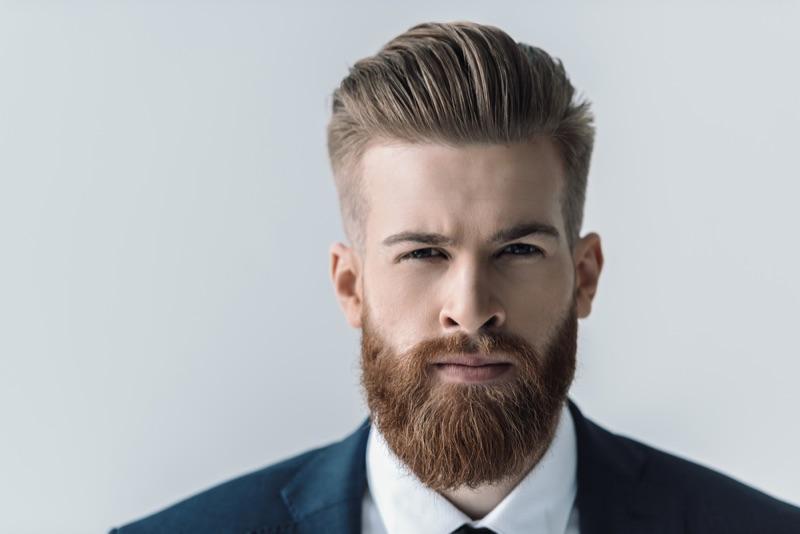 Handsome Man Beard