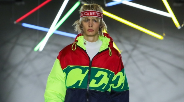 Iceberg Delivers Alpine Style with Fall '19 Collection