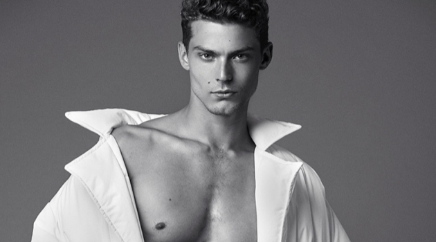 Jacob Hankin appears in an editorial for Rollacoaster magazine.