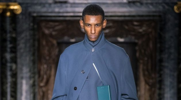 Jil Sander Explores Modern Tailoring with Fall '19 Collection