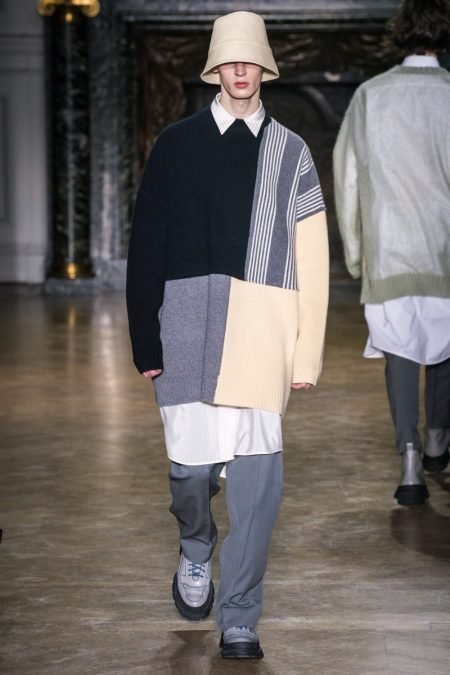 Jil Sander Fall 2019 Men S Collection The Fashionisto