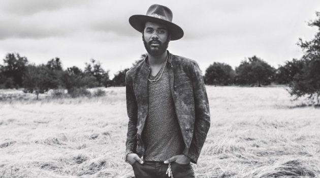 Front and center, Gary Clark Jr. stars in John Varvatos' spring-summer 2019 campaign.
