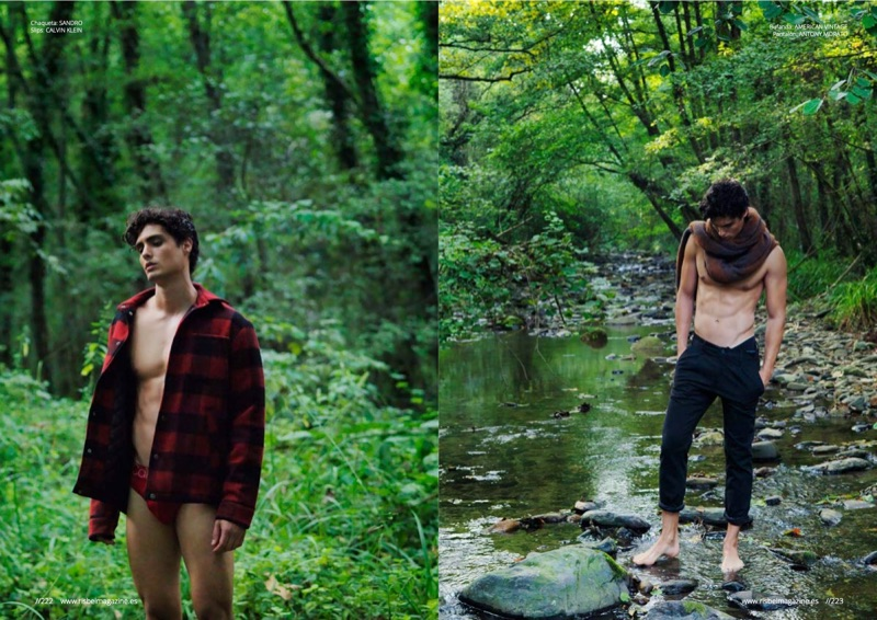 The Forest Cottage: Josh Sorrentino for Risbel