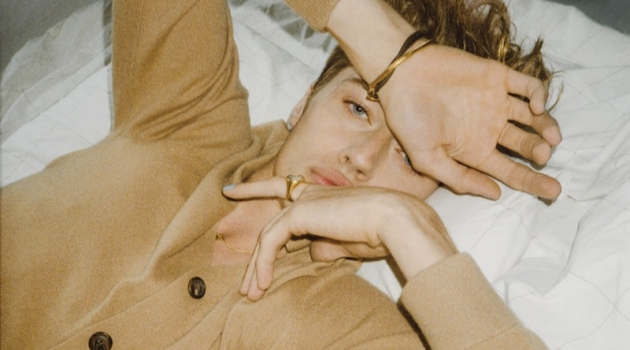 Lucky Blue Smith Stars in Laid-Back Notion Story
