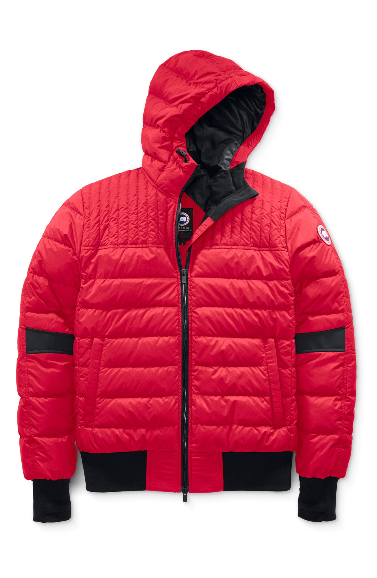 8be53324dbcf Men s Canada Goose Cabri Hooded Packable Down Jacket
