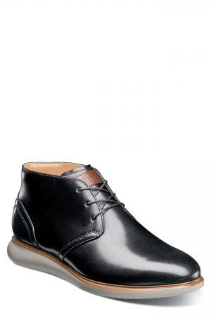 Men's Florsheim Fuel Chukka Boot, Size 8 D - Black