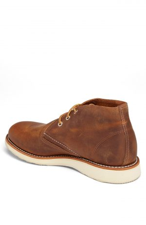 Men's Red Wing 'Classic' Chukka Boot, Size 7 D - Brown