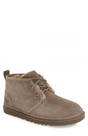 Men's Ugg Neumel Chukka Boot, Size 5 M - Grey