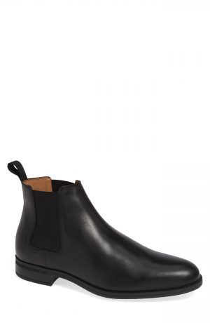 Men's Vince Camuto Ivo Mid Chelsea Boot, Size 8 M - Black