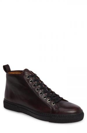 Men's Vince Camuto Westan Sneaker, Size 8 M - Burgundy
