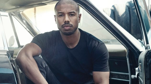 Michael B Jordan Fronts 2 New Coach Campaigns