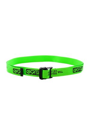 OFF-WHITE Industrial Belt in Green.