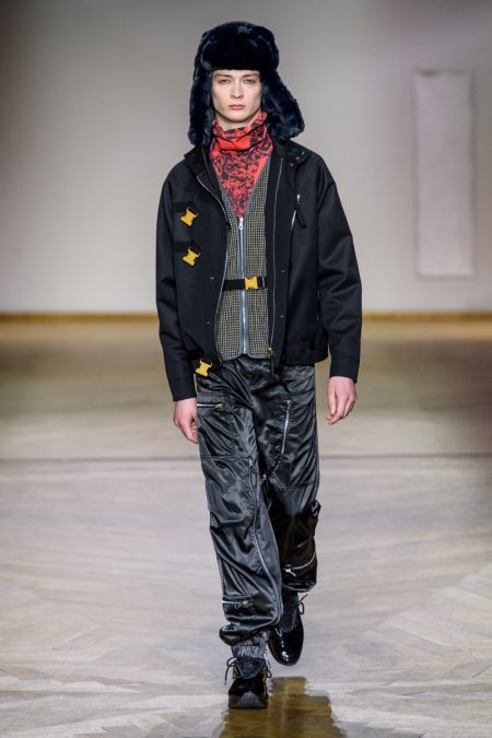 Paul Smith Strikes a Rebellious Chord with Fall '19 Collection