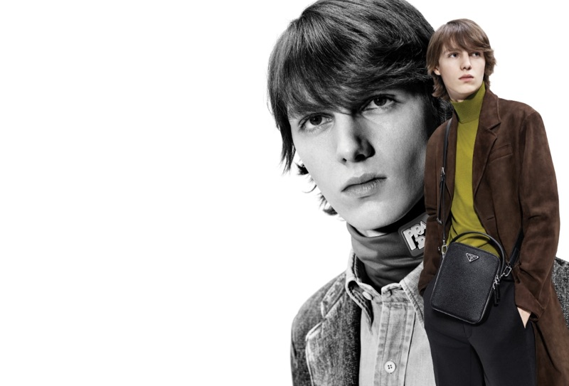 Daan Duez reunites with Prada for its 365 spring-summer 2019 campaign.