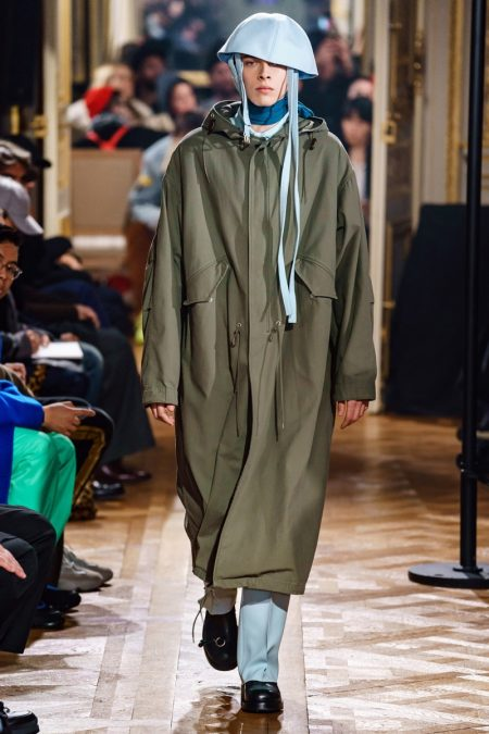 Raf Simons Goes Minimal for Fall '19 Collection