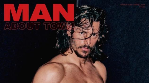 Steven Klein Photographs Tyson Ballou for Man About Town