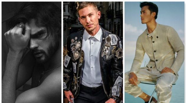 Week in Review: Marlon Teixeira, Dolce & Gabbana, Giorgio Armani + More