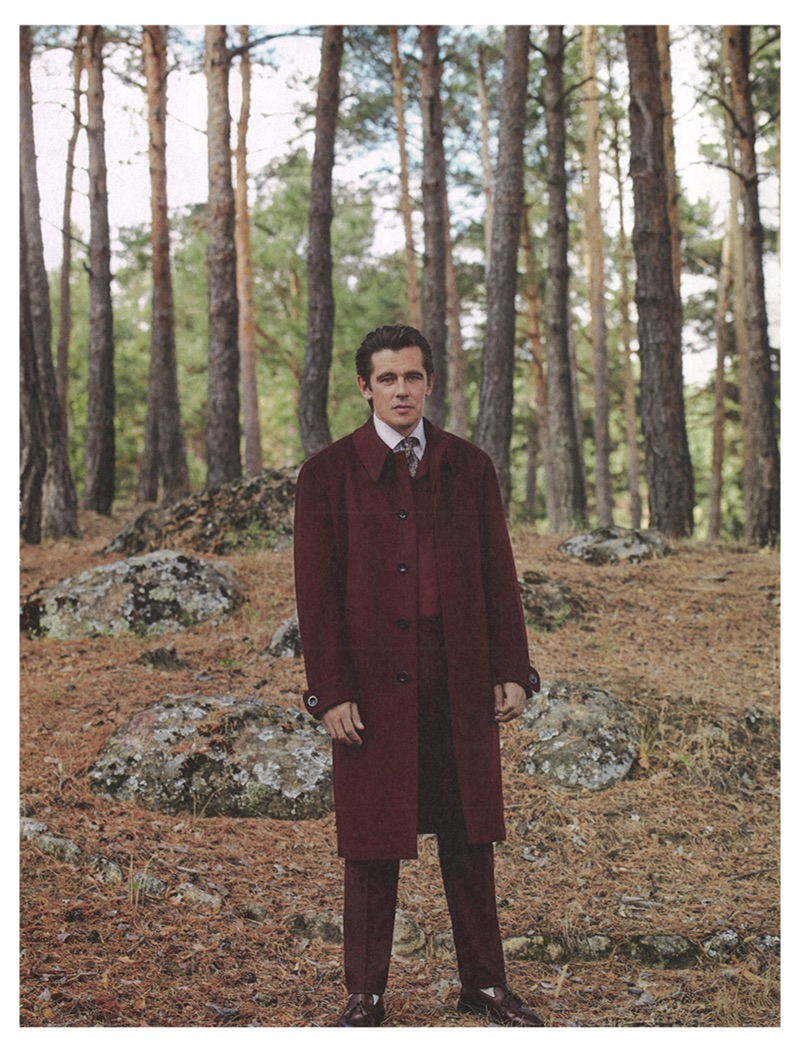 Werner Schreyer Takes to the Woods for El País Semanal