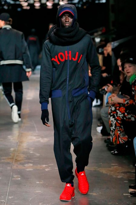 Yohji Yamamoto Revisits Y-3 Archives for Fall '19 Collection