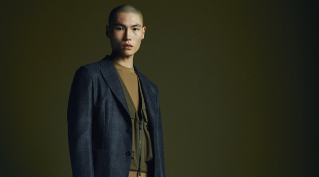 Z Zegna Layers with Stylish City Style for Fall '19 Collection