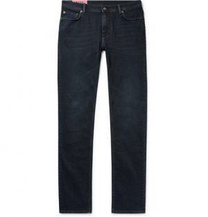 Acne Studios - North Skinny-Fit Denim Jeans - Men - Black