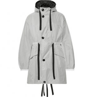 Acne Studios - Ola Oversized Nylon-Ripstop Hooded Parka - Men - White