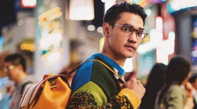 Afgansyah 'Afgan' Reza Takes to Tokyo in Louis Vuitton with Da Man