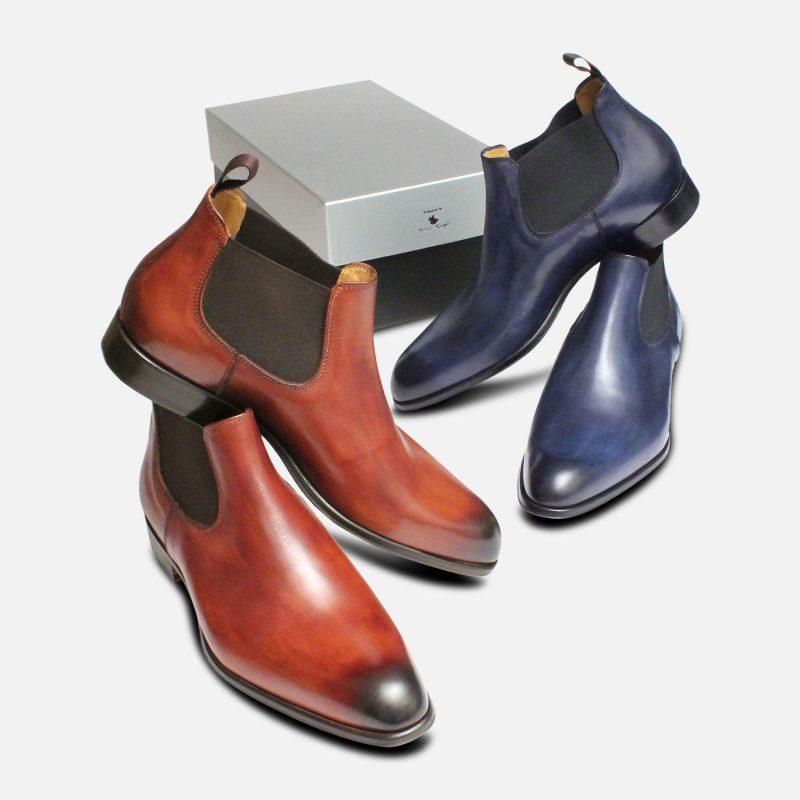 Arthur Knight Chelsea Boots
