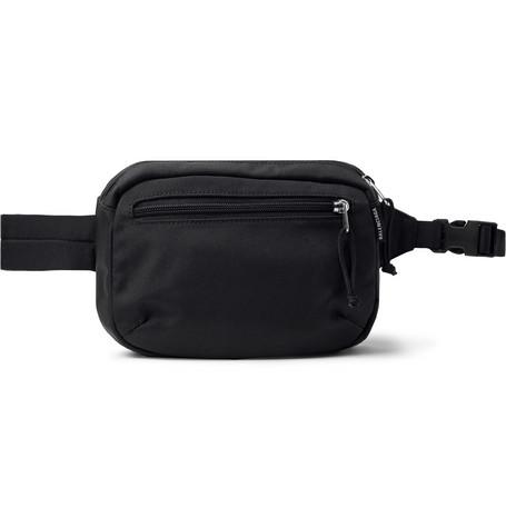 Balenciaga - Canvas Belt Bag - Men - Black