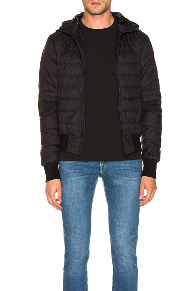 Canada Goose Cabri Hoody in Black. - size S (also in L,XL)