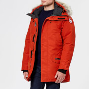 Canada Goose Men's Langford Parka Jacket - Red Jasper - XL - Red