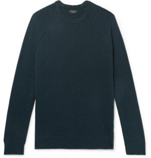 Club Monaco - Cashmere Sweater - Men - Emerald