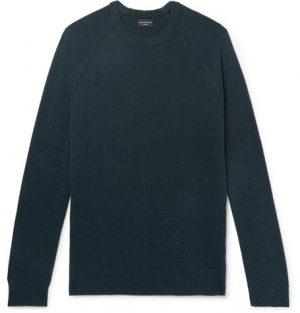 Club Monaco - Cashmere Sweater - Men - Emerald