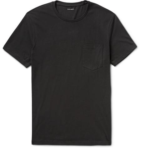 Club Monaco - Williams Cotton-Jersey T-Shirt - Men - Black