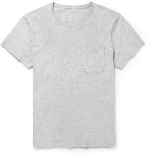 Club Monaco - Williams Cotton-Jersey T-Shirt - Men - Gray