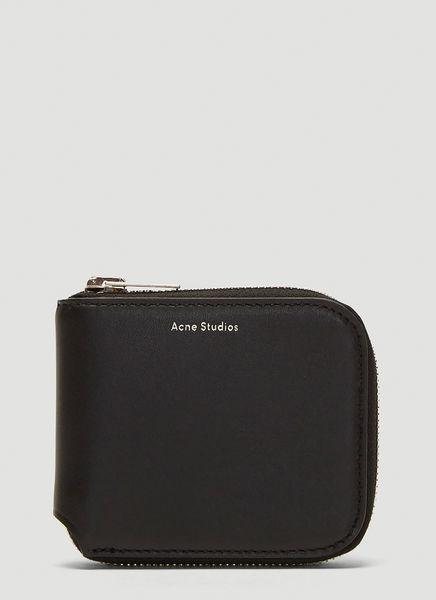 Compact Zip-Around Wallet