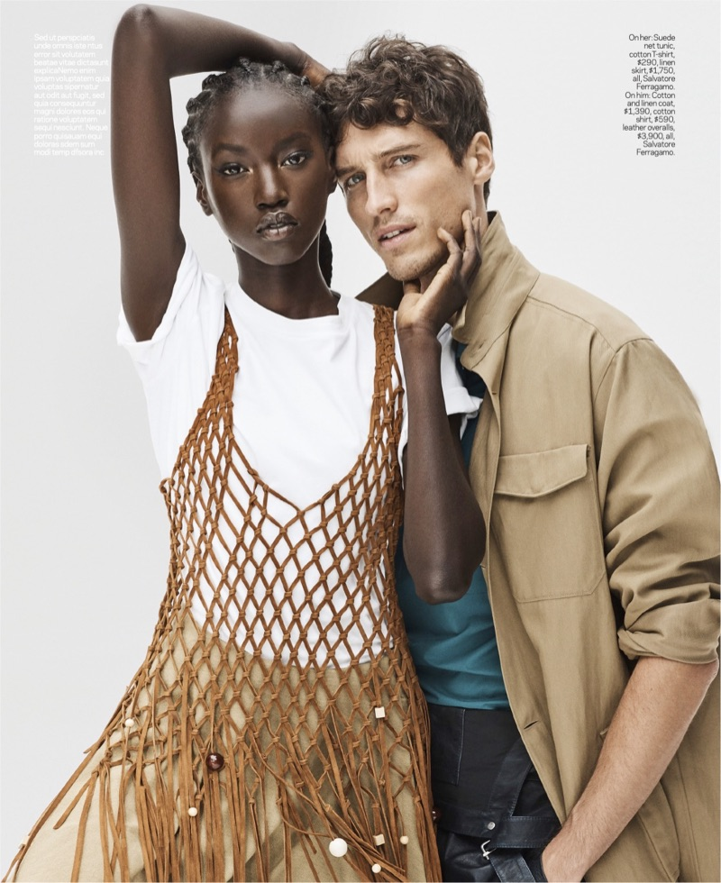 Spring Fling: Ryan Kennedy, Jules Horn + More for Elle