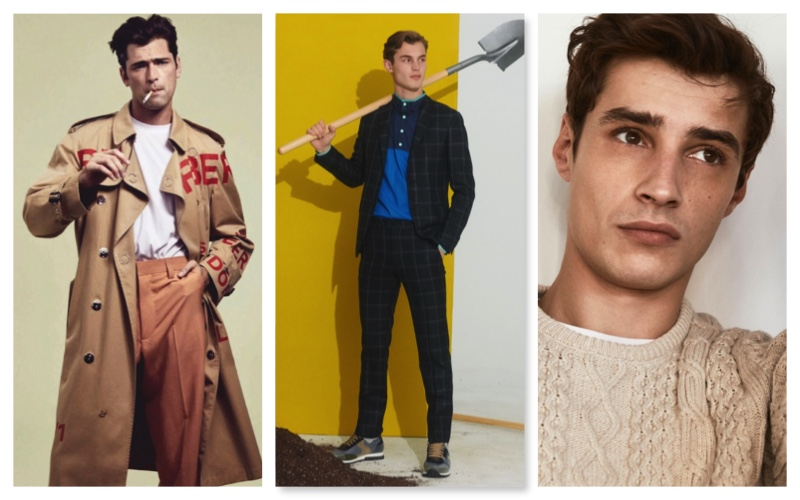 Week in Review: Sean O'Pry, Nordstrom, Massimo Dutti + More
