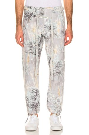 Fear of God Jujitsu Pant in Camo,Gray,Tie Dye. - size XL (also in )