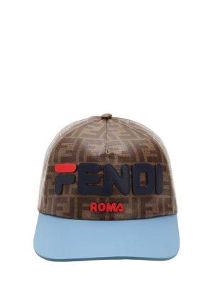 Fendi Mania Baseball Hat