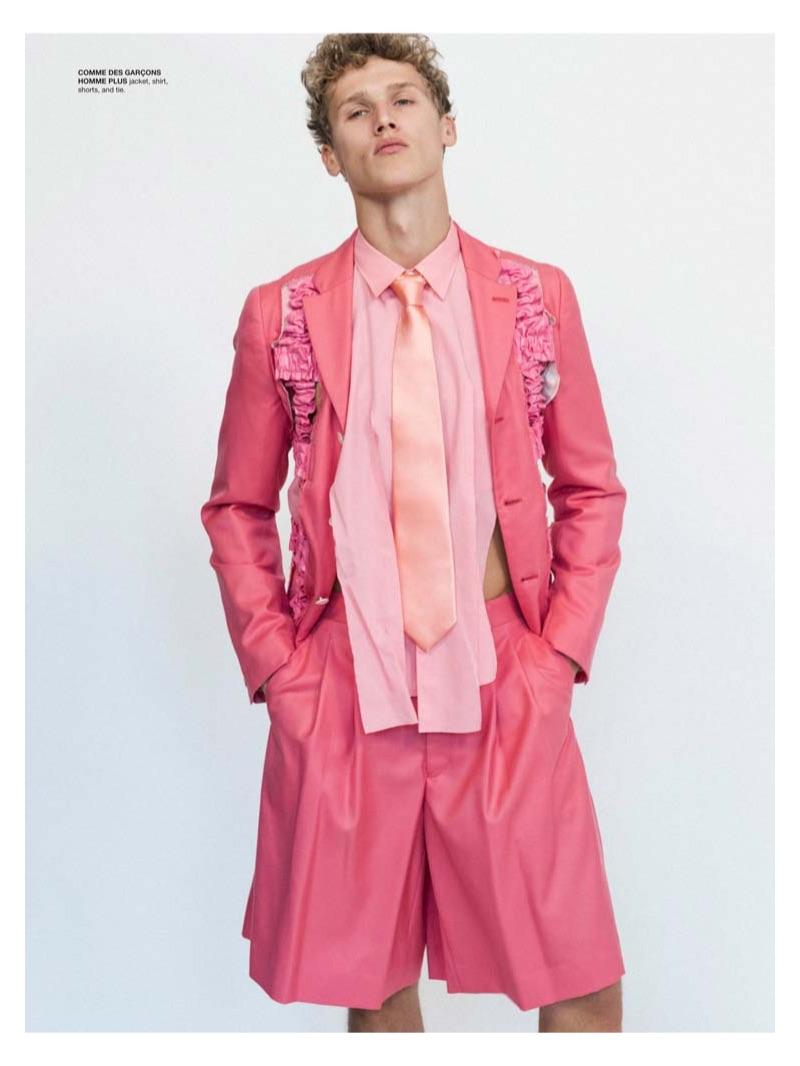 Ton Heukels & Bram Valbracht Don Designer Style for Flaunt