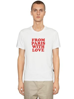 From Paris With Love Jersey T-shirt