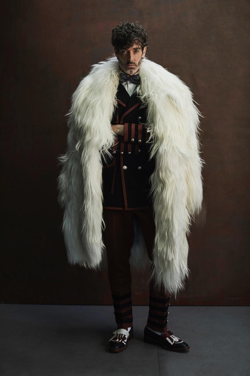 Fashionisto Exclusive: Richard Biedul photographed by John Rowley