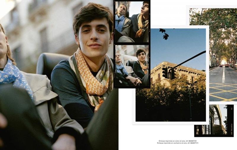 Silk Mix: Oscar Kindelan, Kaissan Ibrahima + More for Hermès