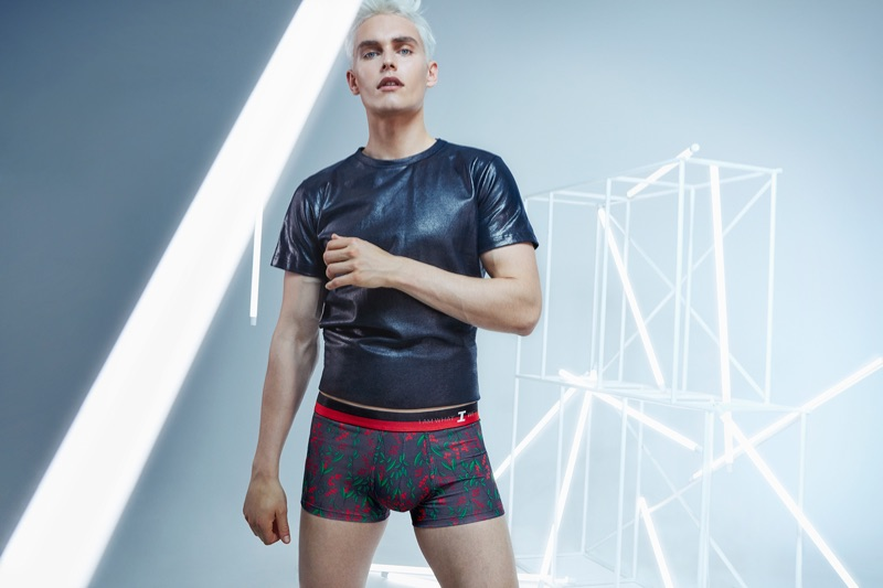 I Am What I Wear taps model Otto Seppalainen to star in its spring-summer 2019 campaign.