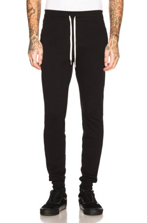 JOHN ELLIOTT Rio Sweatpants in Black. - size S (also in M,L,XL)